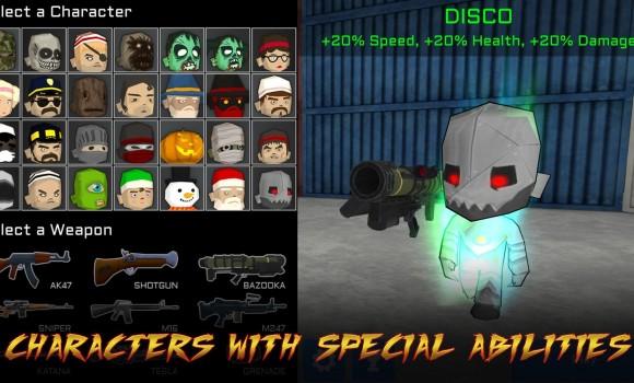 Frenzy Arena - Online FPS Ekran Görüntüleri - 3