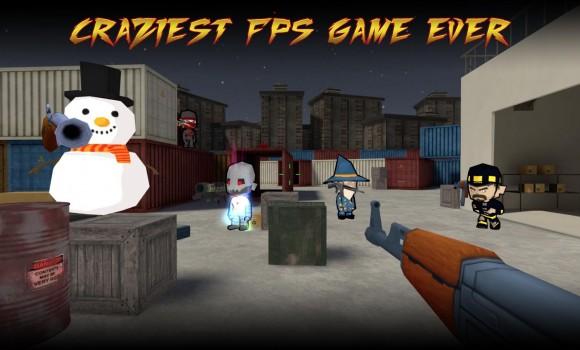 Frenzy Arena - Online FPS Ekran Görüntüleri - 5