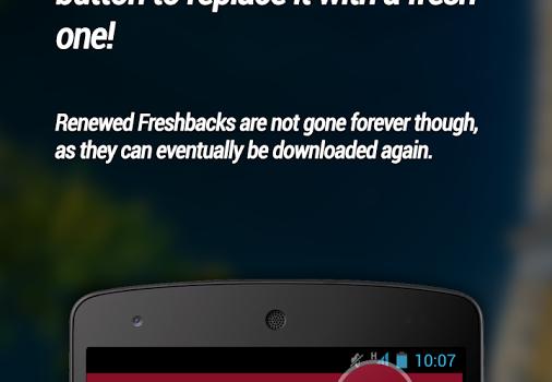 Freshbacks Ekran Görüntüleri - 6