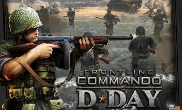 FRONTLINE COMMANDO: D-DAY Ekran Görüntüleri - 5