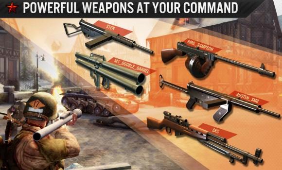 Frontline Commando: WW2 Ekran Görüntüleri - 4