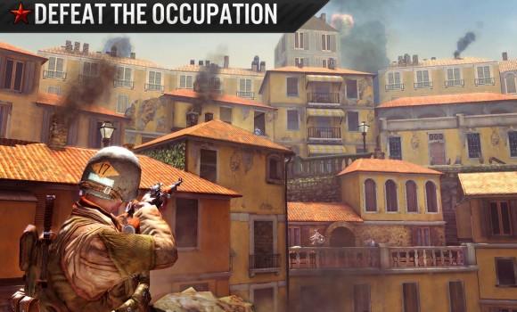 Frontline Commando: WW2 Ekran Görüntüleri - 3