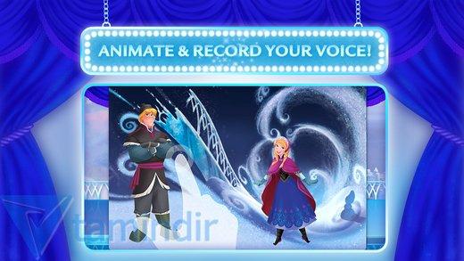 Frozen: Story Theater Ekran Görüntüleri - 5
