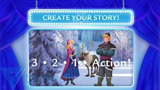 Frozen: Story Theater Ekran Görüntüleri - 4