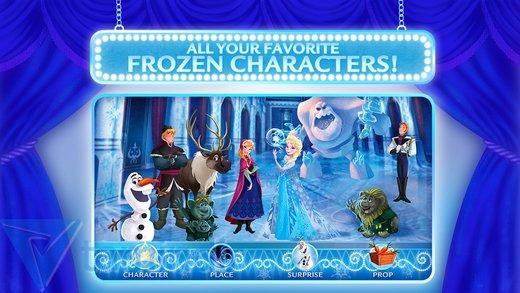 Frozen: Story Theater Ekran Görüntüleri - 2