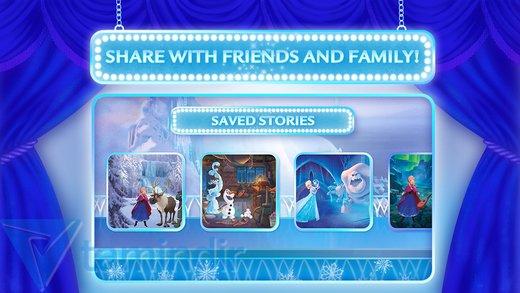 Frozen: Story Theater Ekran Görüntüleri - 1