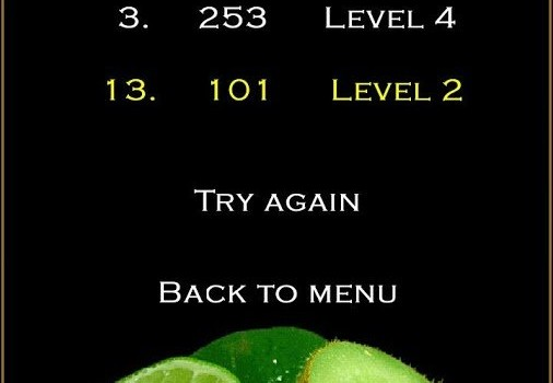 Fruit Rampage Free Ekran Görüntüleri - 1