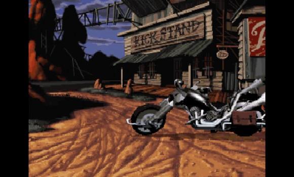 Full Throttle Remastered Ekran Görüntüleri - 2