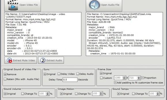 Full Video Audio Mixer Ekran Görüntüleri - 1