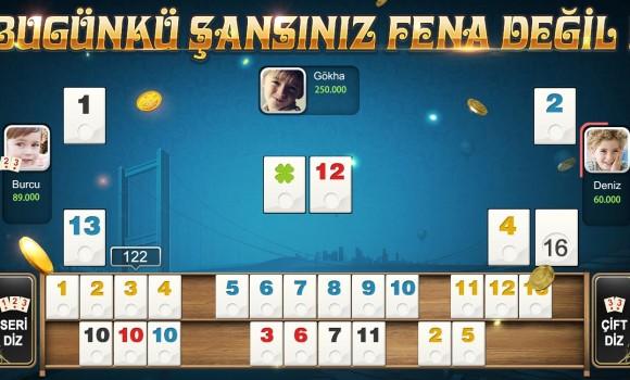Fun Okey 101 Online Ekran Görüntüleri - 3