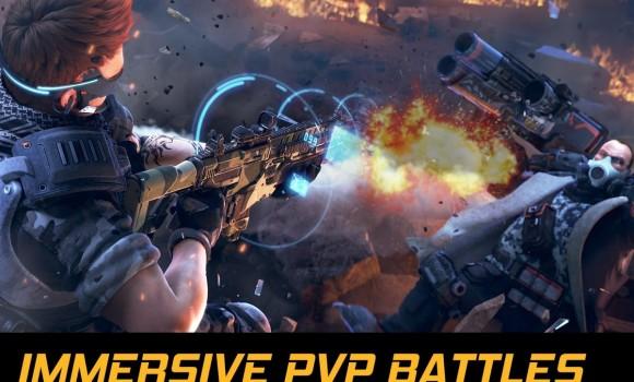 Fusion War Ekran Görüntüleri - 7