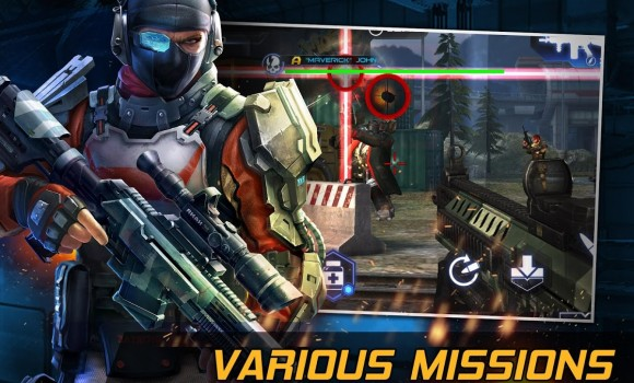 Fusion War Ekran Görüntüleri - 6