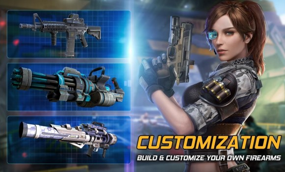 Fusion War Ekran Görüntüleri - 5