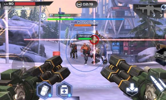 Fusion War Ekran Görüntüleri - 2