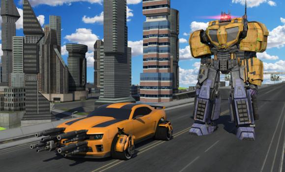 Futuristic Robot Battle Ekran Görüntüleri - 5