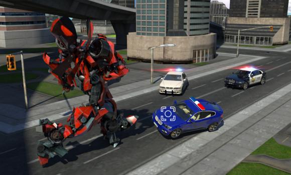 Futuristic Robot Battle Ekran Görüntüleri - 4