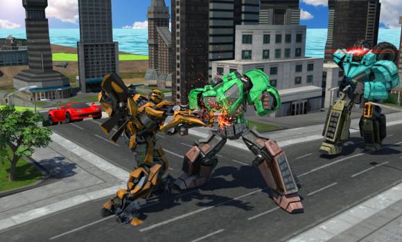 Futuristic Robot Battle Ekran Görüntüleri - 3