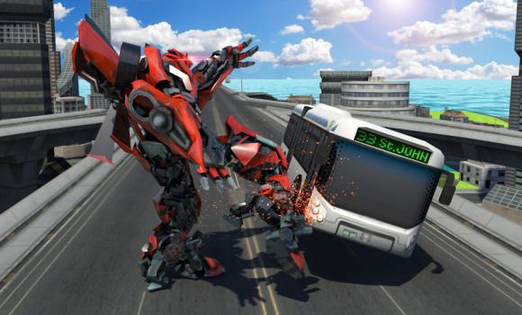 Futuristic Robot Battle Ekran Görüntüleri - 2