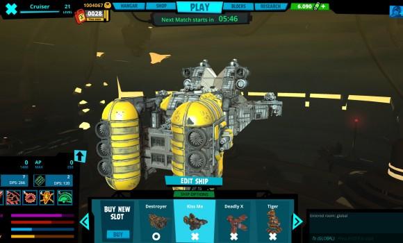 Galactic Junk League Ekran Görüntüleri - 4