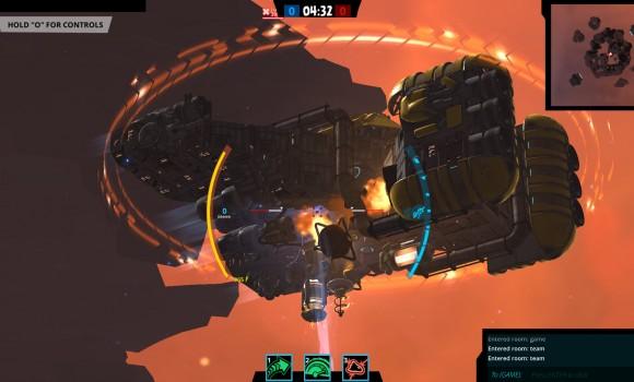 Galactic Junk League Ekran Görüntüleri - 3