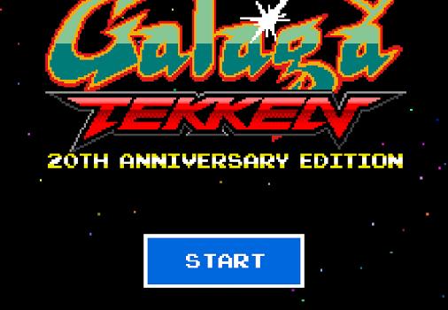 Galaga:TEKKEN Edition Ekran Görüntüleri - 5