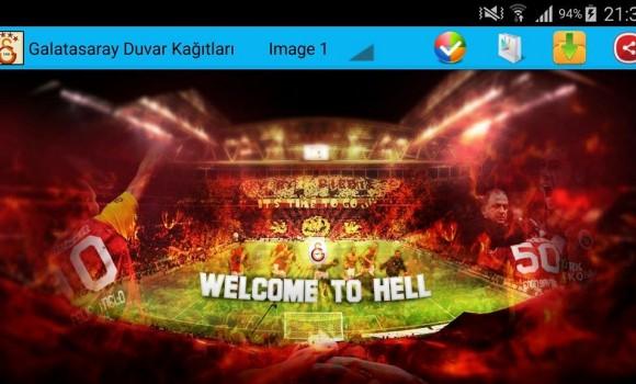 Galatasaray Duvar Kağıtları Ekran Görüntüleri - 3