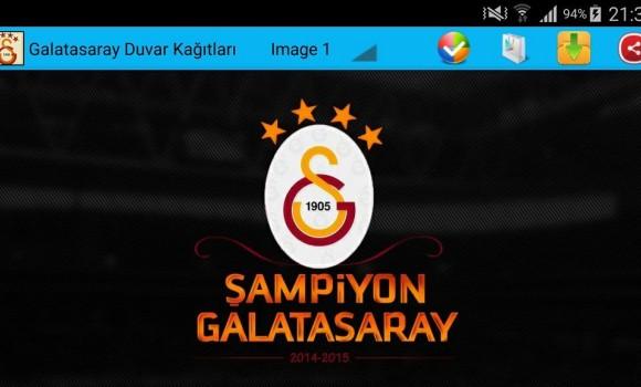 Galatasaray Duvar Kağıtları Ekran Görüntüleri - 2