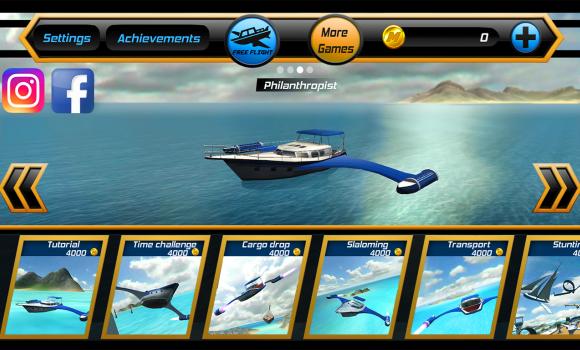 Game of Flying: Cruise Ship 3D Ekran Görüntüleri - 6