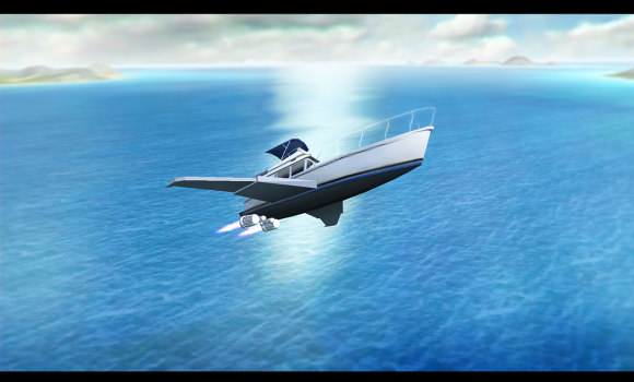 Game of Flying: Cruise Ship 3D Ekran Görüntüleri - 3