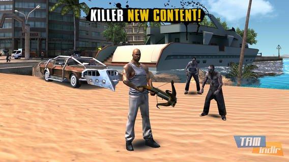 Gangstar Rio: City of Saints Ekran Görüntüleri - 3