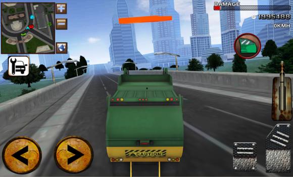 Garbage Truck Simulator 2016 Ekran Görüntüleri - 4