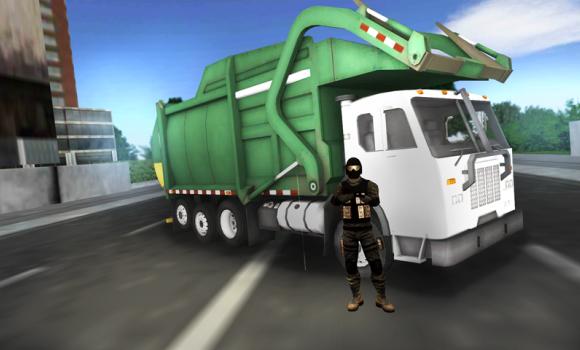 Garbage Truck Simulator 2016 Ekran Görüntüleri - 2