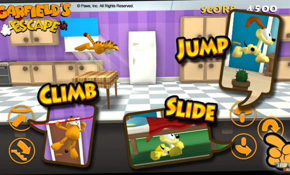 Garfield's Escape Ekran Görüntüleri - 4