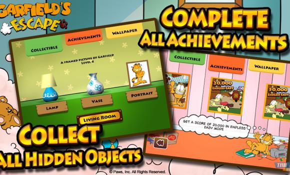 Garfield's Escape Ekran Görüntüleri - 2