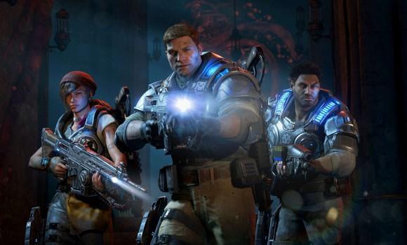 Gears of War 4 Ekran Görüntüleri - 5