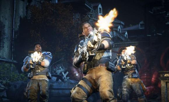 Gears of War 4 Ekran Görüntüleri - 4