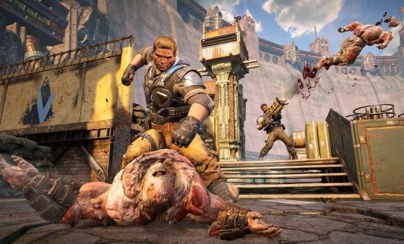 Gears of War 4 Ekran Görüntüleri - 2
