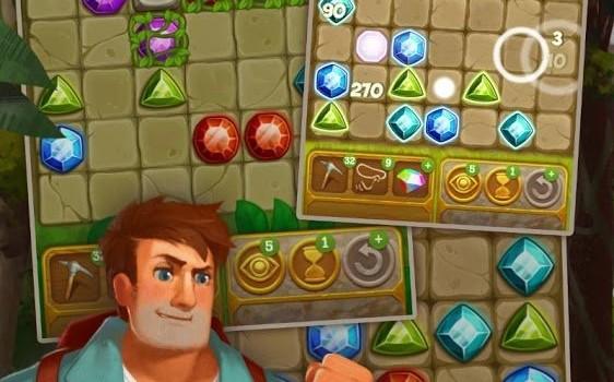 Gemcrafter: Puzzle Journey Ekran Görüntüleri - 5