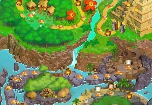 Gemcrafter: Puzzle Journey Ekran Görüntüleri - 2