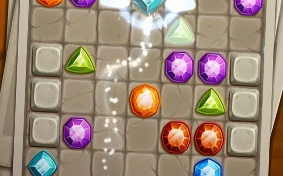 Gemcrafter: Puzzle Journey Ekran Görüntüleri - 7
