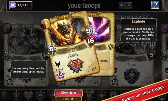 Gems of War Ekran Görüntüleri - 2