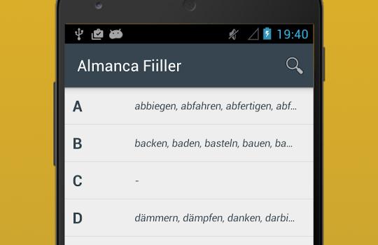 German Verb Conjugator Ekran Görüntüleri - 4