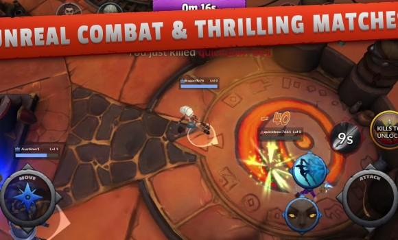 Get Wrecked: Epic Battle Arena Ekran Görüntüleri - 4