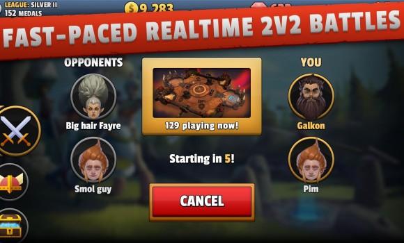 Get Wrecked: Epic Battle Arena Ekran Görüntüleri - 5