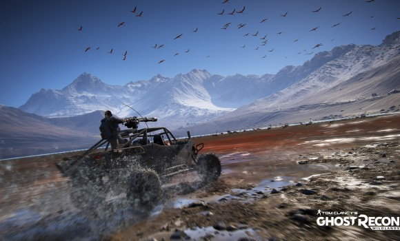 Ghost Recon: Wildlands Ekran Görüntüleri - 5