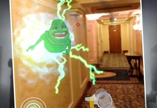 Ghostbusters: Paranormal Blast Ekran Görüntüleri - 4