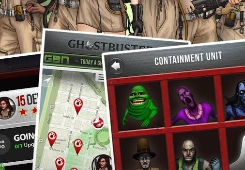 Ghostbusters: Paranormal Blast Ekran Görüntüleri - 1