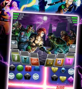 Ghostbusters Puzzle Fighter Ekran Görüntüleri - 5