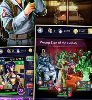 Ghostbusters Puzzle Fighter Ekran Görüntüleri - 4