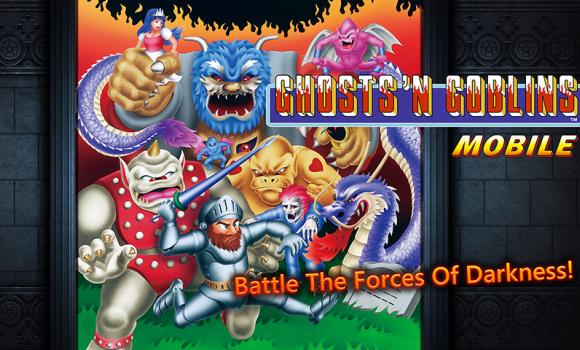 Ghosts'n Goblins MOBILE Ekran Görüntüleri - 4